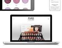 Pure Colors Inc - Website