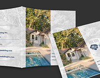 West Remodeling brochure