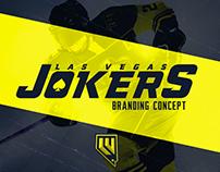 Las Vegas Jokers - NHL Expansion Concept
