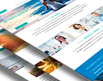 Website concept and design for Is...Dental