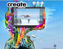 EA - create