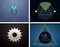 Client Motion Graphics Projects - Collection #1