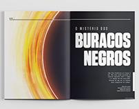 O MISTÉRIO DOS BURACOS NEGROS   Superinteressante