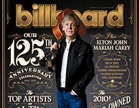 Billboard Magazine 125th Anniversary Issue