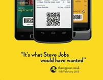 Mobile World Congress Posters/Flyers for Attido