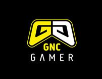 GNC GAMER Logo