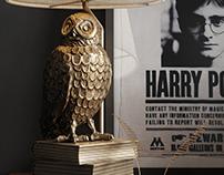 "3D model ""Harry Potter PBteen"""