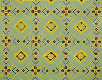 Neo-Byzantine Wallpaper
