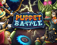 Puppet Battle | Mobile Game