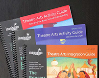 Imagination Stage Teacher Activity Guide series
