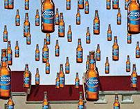 Bud Light Light Showers