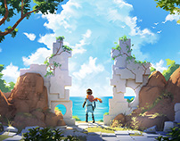 RiME promotional artwork