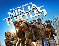 Teenage Mutant Ninja Turtles (Blu-ray Steelbok Art)