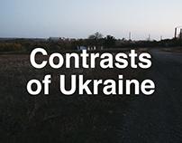 Contrasts of Ukraine
