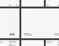 ARANAA - Visual Identity + Website