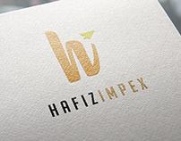 Logo Design for Hafiz Impex Paper Import Export