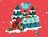 BookXcess Christmas Campaign (Xcess Xmas)