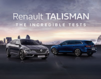 Renault Talisman — The Incredible Tests