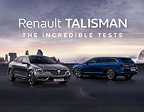 Renault Talisman — The Incredible Tests
