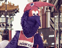 Capital One Sponsorship of the Verizon Center_Dioramas