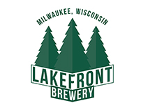 Lakefront Brewery Rebrand