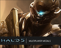Halo 5: Guardians | Multiplayer Medals