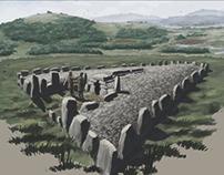 Ballymacdermot Court Tomb
