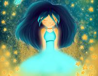 Inner goddess series - Sparkles
