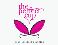 The Perfect Cup Logo Design