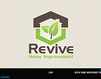 Revive Home Improvement Branding Project