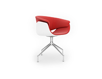 Free 3D Model: Sina chair by B&B Italia