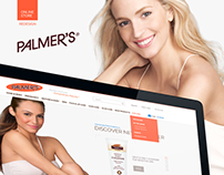 Palmer's. Skin care online store.