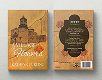 A Village of Flowers - Book Cover Design