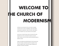 The Church of Modernism (FYP)