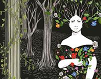 """contest: Illustramente """"Serenata Araba"""""""