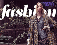 Once in the province - Coverstory COSMOPOLITAN Fashion
