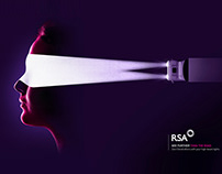RSA | High Beam Blindness Campaign