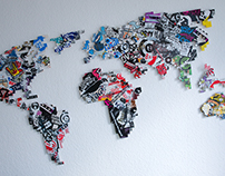The World In Decals