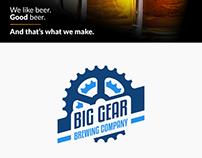 Big Gear Brewing Co Logo