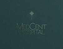 Branding/Logo/MedCent Hospital