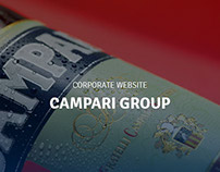Campari Group Corporate Website