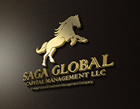 Saga Global - Branding & Website