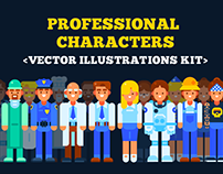 Professional Character Kit