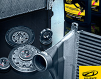 Alliance Truck Parts Product Brochure