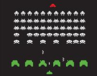Mec Space Invaders