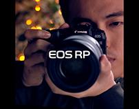Canon EOS RP (Digital Film) - Sparkler