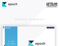 EPOCH | Branding, Website Design & Build