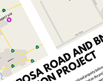 Mariposa Road Grade Separation Project Profile