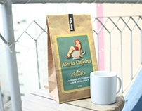 Embalagem Maria Cafeína