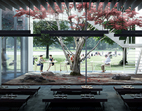 Japanese Restaurant | 3D Visualisation